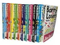 Jim Smith's Barry Loser Series 11 Books Collection Set By Jim Smith's Paperback
