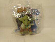 Star Wars Episode III 2005 Yoda Burger King Toy t2531