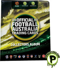SOCCER ~ 2016/17 FFA & A-League Trading Cards Official Collectors Album #NEW
