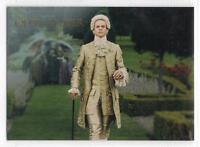 Outlander Season 2 Gardens Versailles RAINBOW FOIL Insert V7 / KING LOUIS XV