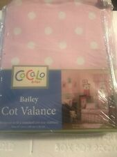 Cocalo baby bailey cot Valance