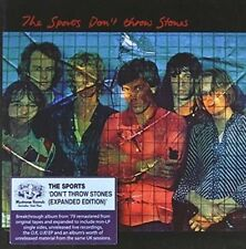 THE SPORTS Don't Throw Stones Expanded Edition 2CD BRAND NEW SEALED