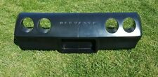 74 Corvette Fiberglass Rear Bumper w/Letter Indents