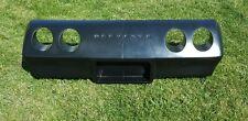 74 Corvette Fiberglass Rear Bumper w/Letter Indents