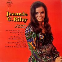 Jeannie C. Riley – The World Of Country: Hilltop 1972 Vinyl LP Compilation