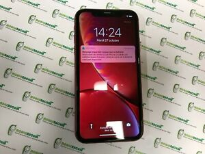 iPhone XR 64 GO ROUGE DEBLOQUE REF : F 0606020