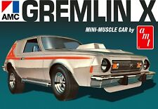 AMT 1/25 1974 AMC Germlin X Mini Muscle Car PLASTIC MODEL KIT 1077