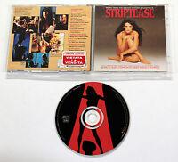 Various Artists STRIPTEASE 1996 EMI CD SOUNDTRACK MOVIE OST
