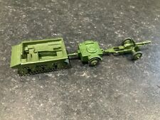 Dinky Toys 162 18 Pounder Field Gun Set Excellent Condition