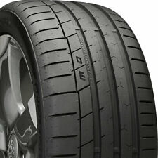 4 NEW 285/35-20 CONTINENTAL EXTREME CONTACT SPORT 35R R20 TIRES 33527