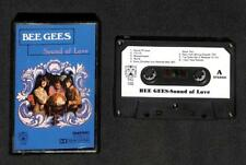 Mega Rare Bee Gees Sound Of Love Singapore Cassette CS1753
