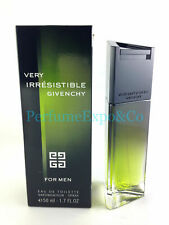 VERY IRRESISTIBLE Givenchy MEN COLOGNE 1.7oz 50ml EDT Spr DISCONTINUED (HC18