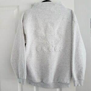 ADIDAS sweatshirt size UK 10