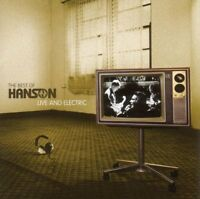 Hanson-The Best of Hanson - Live and Electric [CD + DVD] CD Live, Colour, CD+DVD