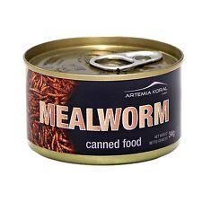 Qualità Premium Nuovo sigillato in scatola regolare mealworms 35 grammo può