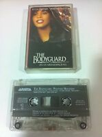 The Bodyguard Ost Soundtrack - Whitney Houston - Cinta Tape Cassette - Arista