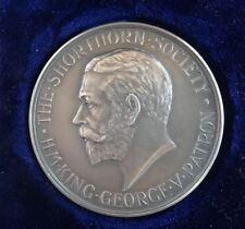 Elgin Moray Family Scottish Farming Agricultural Shorthorn Society Medal c1926