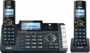 VTech DS6251-2 DECT 6.0 Expandable Cordless Phone System with Digital Answering