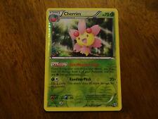 1x Cherrim- 7/135 - Rare- Reverse Holo- LP Pokemon Card- Plasma Storm Set