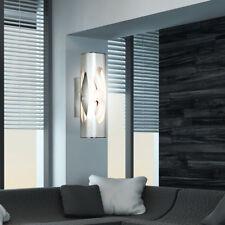 Applique LED luminaire mural 1,9 Watts design aluminium verre éclairage moderne