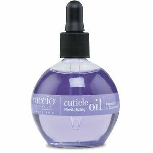 Cuccio - NATURALE Manicure - Lavendar & Chamom Cuticle Revitalizing Oil, 2.5FLOZ