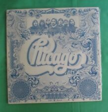 Chicago 1973 Lp - self titled, orig Australian CBS pressing
