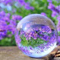 LONGWIN Crystal Ball Magic Glass Ball for Photography Home Decor 50mm Gift