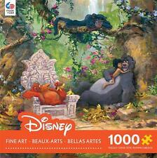 CEACO DISNEY FINE ART PUZZLE JUNGLE BOOK JAMES COLEMAN 1000 PCS #3377-5