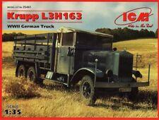 ICM 1/35 Krupp L3H163 #35461