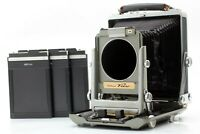 【Near MINT】 WISTA Rittreck View 4x5 Large Format + 3 Cut Film Holders From JAPAN