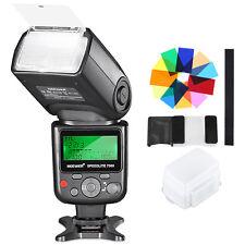 Neewer Kit TTL Flash 750II & Diffusore Filtri Colorati Stoffa Pulizia per Nikon