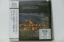 PAT METHENY OFFRAMP ECM 24kt Gold CD JAPAN Mini-LP
