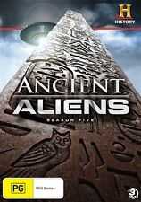 Ancient Aliens : Season 5 (DVD, 2014, 3-Disc Set)