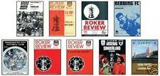 Sunderland FA Cup-Sieger 1973 Programm Tausch Karte Set