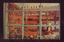 VIEW OF EARLY TOY SHOP MARY MERRITTS MUSEUM Douglassville Pennsylvania Postcard