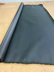 BLACK HEAVY DUTY Waterproof Fabric Outdoor Cover Sold By Metre canvas bench