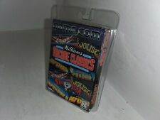 NEW Factory Sealed W/Creased box Williams Arcade Classics for Tiger Game.com P27