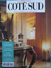 Magazine Maison Coté Sud Numéro 55 Decembre 1998 Novembre   1999