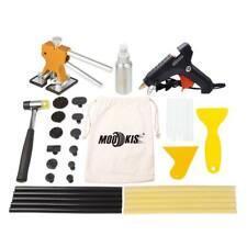Paintless Dent Puller Lifter Repair Hail Hammer Glue Gun Removal Damage Tabs Kit