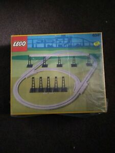 LEGO #6347 Monorail Track set Mint in Box NEVER OPENED