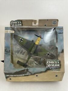 German Ju87B-2 Austria 1941 WWII Airplane Forces of Valor -NEW SEALED