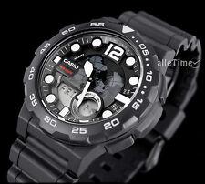 Reloj Casio watch RED & BLACK WORLD TIME TRAVELER ADVENTURE telenemo g shock UHR