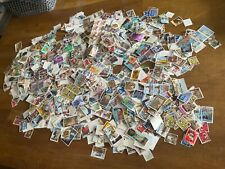 More details for zambia stamps 1500+ off paper 05zam15