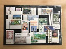 Kleine Briefmarkensammlung Moldawien, 1990er Jahre, postfrisch