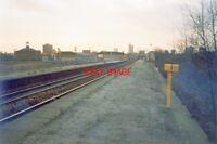 PHOTO  1989 MILES PLATTING  RAILWAY STATION
