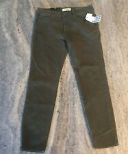 DL1961 No. Drop Crotch Tapered Jeans In Clover Size 26 NEW $188