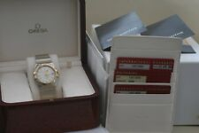 Omega Constellation Double Eagle Solid 18KT Gold & Steel 1201.30 Co-Axial 2006