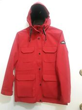 """PENFIELD WOMEN'S """"KASSON"""" HOODED RED PARKA SIZE: S"""