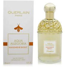 Guerlain Aqua Allegoria Mandarine Basilic Eau De Toilette Spr 4.2 oz NEW SEALED
