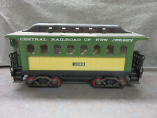 Vintage Jim Beam Porcelain Decanter Central Railroad of New Jersey 1099